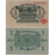 Německé císařství - bankovka 1 marka 1914 UNC