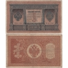 Carské Rusko - bankovka 1 rubl 1898, Šipov-Dudolkievič