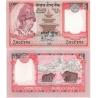 Nepál - bankovka 5 rupees 2005 UNC