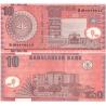 Bangladéš - bankovka 10 taka 2005 UNC