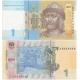 Ukrajina - bankovka 1 hřivna 2014 UNC