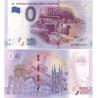 Slovenská republika - bankovka 0 euro, 50. výročí odporu proti okupaci, eurosouvenir, UNC
