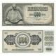 Jugoslávie - bankovka 500 dinara 1981 aUNC