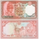 Nepál - bankovka 20 rupees 1988 UNC