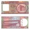 Bangladéš - bankovka 10 taka 1982 UNC