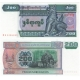 Barma - bankovka 200 kyat 2004 UNC