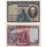 Španělsko - bankovka 25 pesetas 1928