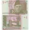 Pákistán - bankovka 10 rupees 2015 UNC