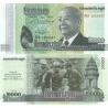 Kambodža - bankovka 2000 riels 2013 UNC