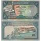 Jemen - bankovka 10 rials UNC