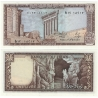 Libanon - bankovka 1 libra 1980 UNC