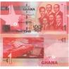 Ghana - bankovka 1 cedi 2015 UNC