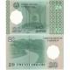 Tádžikistán - bankovka 20 dirham 1999 UNC