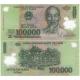 Vietnam - bankovka 100 000 dong 2016, polymerová bankovka