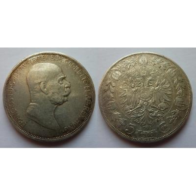 5 Kronen 1900