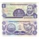 Nikaragua - bankovka 1 centavo 1991 UNC