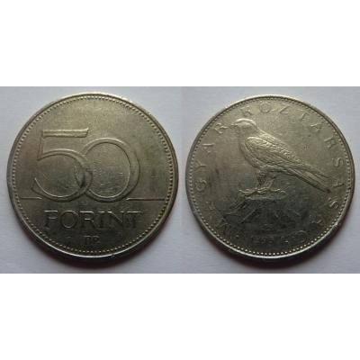 Maďarsko - 50 forint 1995