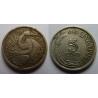 Singapur - 5 cents 1969