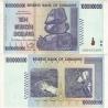 Zimbabwe - bankovka 10 000 000 000 dollars série AA