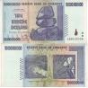 Zimbabwe - bankovka 10 000 000 000 dollars