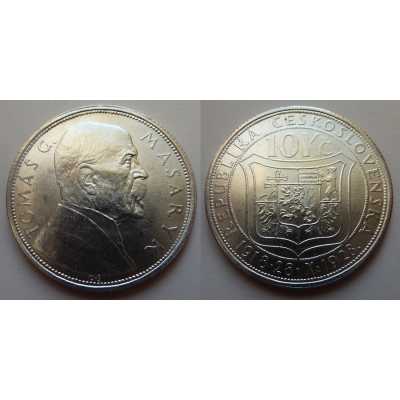 10 Kronen 1928