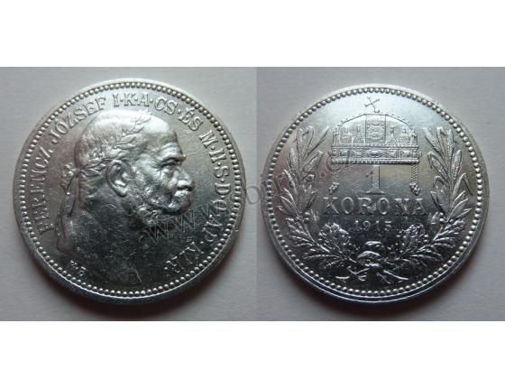 1 Crown 1915