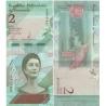 Venezuela - bankovka 2 Bolivares 2018 UNC