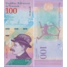 Venezuela - bankovka 100 Bolivares 2018 UNC