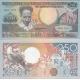 Surinam - bankovka 250 Gulden 1988 UNC