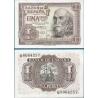 Španělsko - bankovka 1 Peseta 1953 UNC