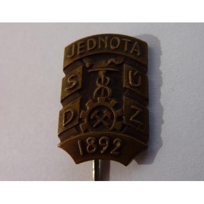 Jednota SÚDZ 1892