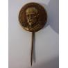 Smuteční odznak z pohřbu T.G. Masaryka 1937