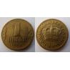Jugoslávské království - 1 dinar 1938