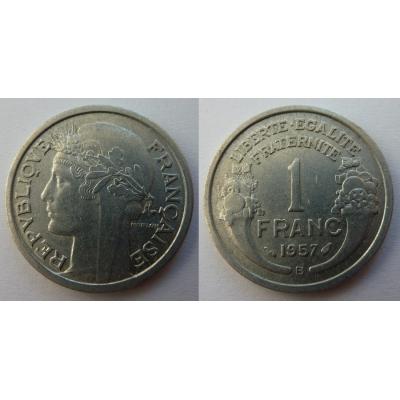 Francie - 1 frank 1957