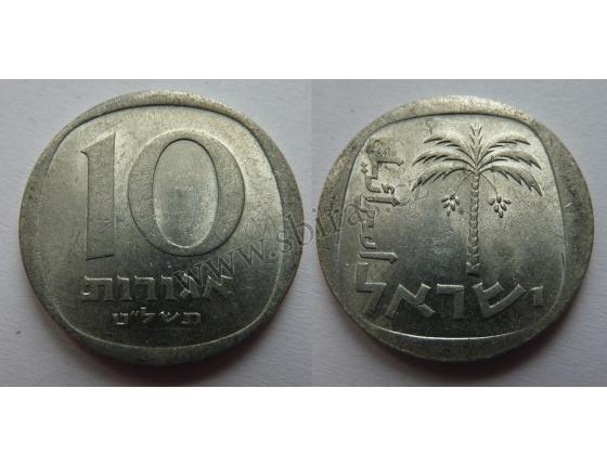 Izrael - 10 Agorot