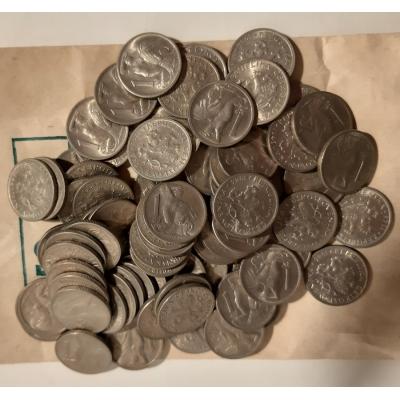 Československo - 1 koruna 1946