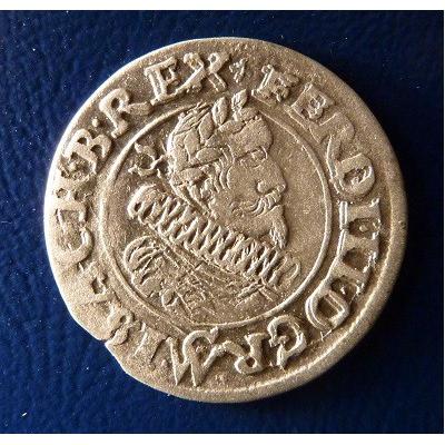 3 krejcary 1624 Ferdinand II.