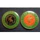 Velkopopovický kozel - 2 odznaky