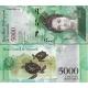Mořské želvy na světových bankovkách - 5 kusů UNC