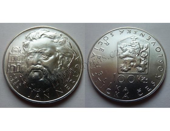 100 korun 1984 - Jan Neruda