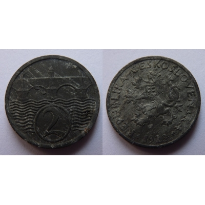 2 haléře 1923