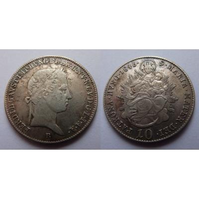Ferdinand V. - 10 krejcarů 1846 B