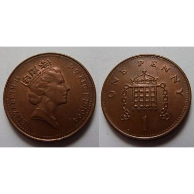 1 Penny 1994