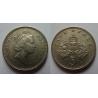 Velká Británie - 5 pencí 1990
