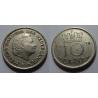 Holandsko - 10 centů 1958