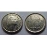 Holandsko - 10 centů 1980