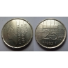 Holandsko -25 centů 1983