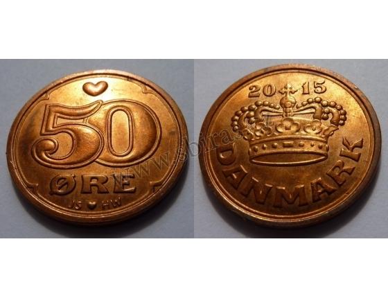 Dánsko - 50 ore 2015