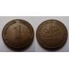 Západní Německo - 1 pfennig 1950 D