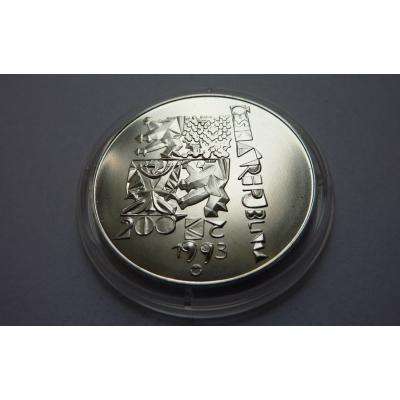 Česká republika - 200 korun 1993, 1.výročí schválení Ústavy České republiky
